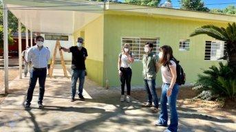 Salud: recorrida en el Interior para inspeccionar obras y evaluación de acciones ante el avance del Covid