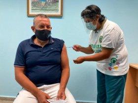 Inició la vacunación a los ex soldados combatientes en Malvinas de Corrientes