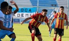 Boca Unidos derrot� 1-0 a Gimnasia de Concepci�n del Uruguay