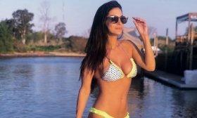 En medio de rumores de romance, Silvina Escudero y Mariano Mart�nez encienden la red con fotos sensuales