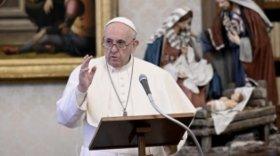 Francisco envió un mensaje a la Argentina por la fiesta de la Virgen de Luján