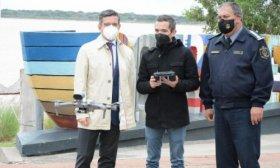 El Sistema Integral de Seguridad suma drones de �ltima generaci�n