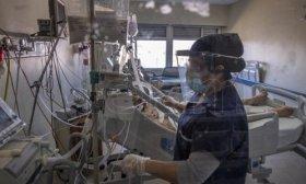 Otro d�a r�cord: 663 personas murieron por coronavirus en el pa�s