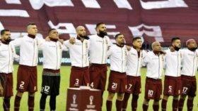 Copa América: hubo un brote de COVID en la selección de Venezuela
