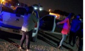 Corrientes: Dos mujeres iban en contramano y a toda velocidad en plena avenida Independencia
