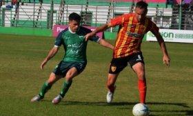 Boca Unidos empat� 2 a 2 frente a Uni�n en Sunchales