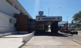 Una mujer est� internada en el Hospital Escuela tras sufrir una golpiza