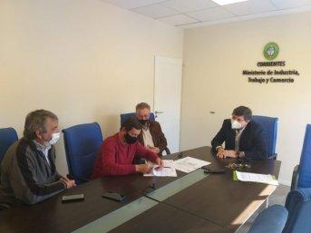 Nueva inversión privada para radicarse en el Parque Industrial Ituzaingó