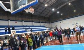 El Gobierno Provincial inaugur� obras de refacci�n en el Club H�rcules de Capital