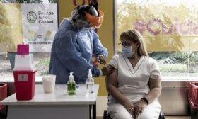 Otorgan nuevos turnos de vacunaci�n para la segunda dosis de Sputnik V