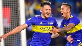 Boca se lo dio vuelta a Godoy Cruz y mantiene una mínima esperanza