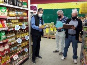 Capital: Controlan cumplimiento de Precios Cuidados y cortes de carne bonificados