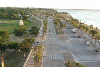 Iniciarán el proceso administrativo para la extensión de la costanera hacia el Sur
