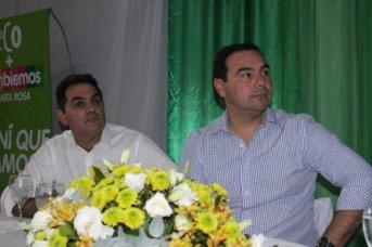 Valdés destacó el empuje de Santa Rosa para el desarrollo provincial