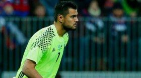 Romero sufrió una grave lesión y quedó sin Mundial