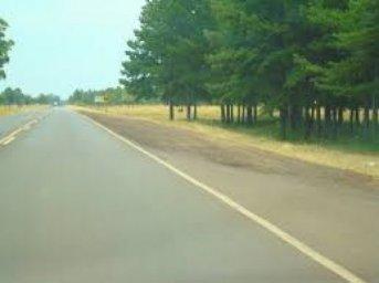 Corrientes: Corte total de tránsito por socavamiento en Ruta 12