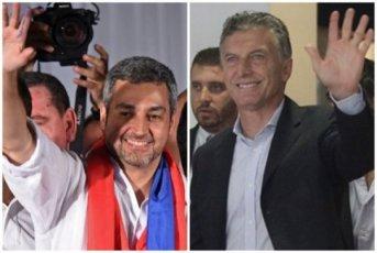 """Mauricio Macri llamó al presidente electo de Paraguay y le pidió """"trabajar juntos"""""""