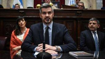 Peña brinda informe en Diputados en medio del debate por tarifas
