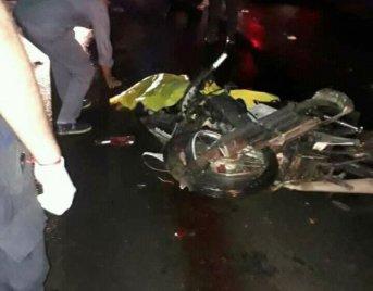 Exclusivo: Un motociclista murió por Ruta 5 y se suma a las 71 víctimas de lo que va del año que perdieron la vida en accidentes viales
