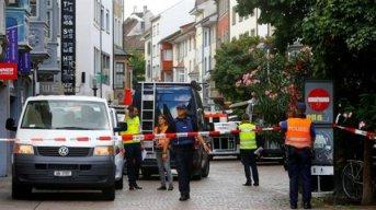 Al menos cinco heridos en un ataque con motosierra en Suiza de un sujeto no identificado